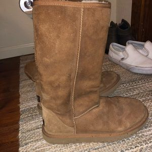 Ugg Classic Tall Boot in Chestnut